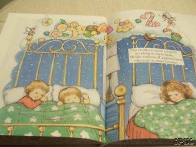 the night before christmas little golden book litl bits collectibles - Night Before Christmas Book